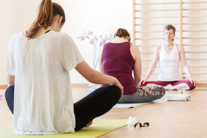 Wer kann Yoga machen?