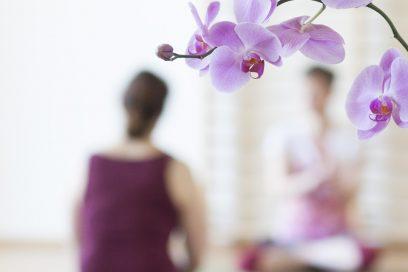 Yoga ist ein Weg zur Harmonie