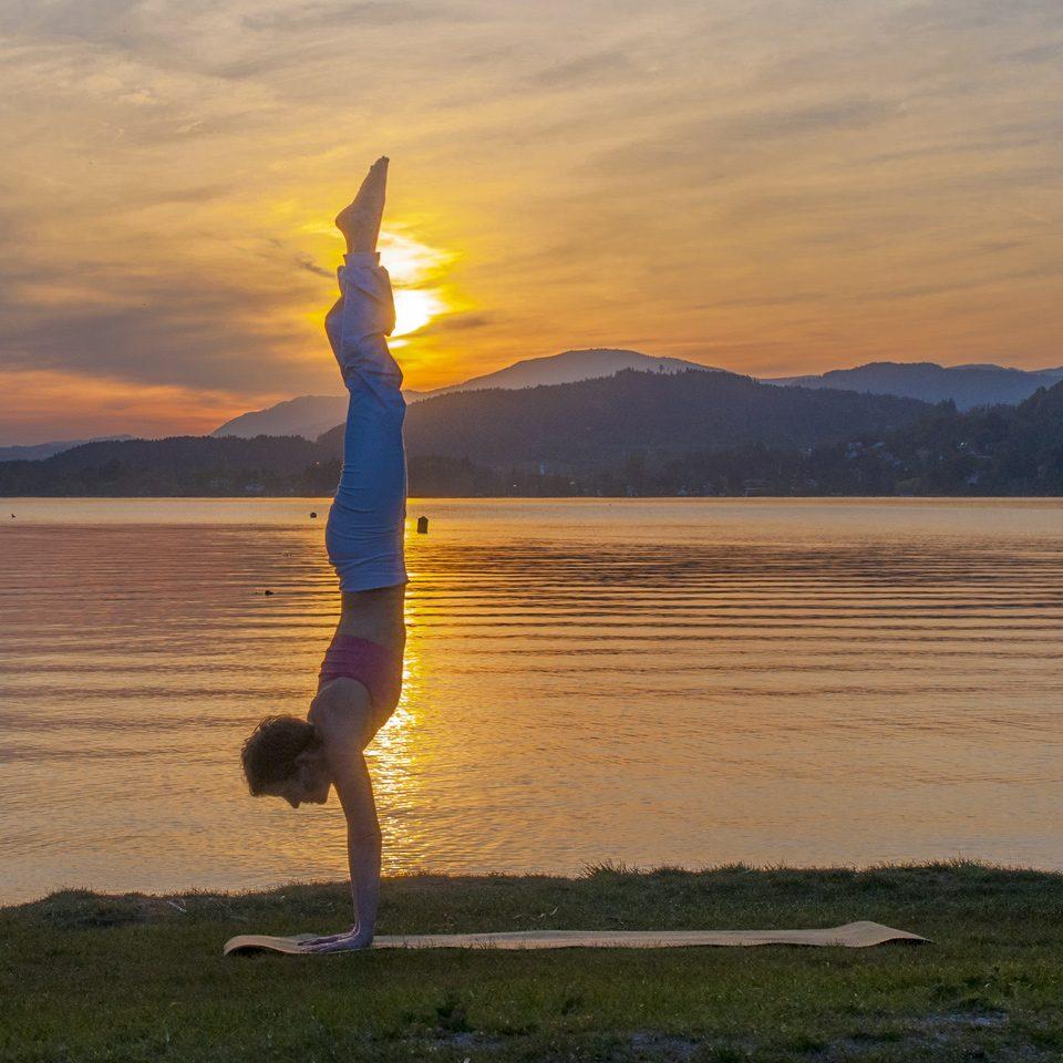 Yoga ist ein Weg zur Selbsterkenntnis