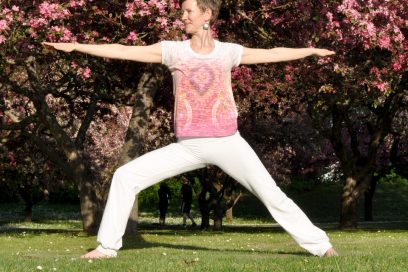 Yoga ist ein Weg zur Freiheit